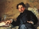Art - Oil Paintings - Masterpiece #4295 - Edouard Manet - Portrait of Stephane Mallarme - Museum Quality