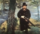 Art - Oil Paintings - Masterpiece #4302 - Edouard Manet - Pertuiset, Lion Hunter - Museum Quality