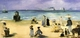 Art - Oil Paintings - Masterpiece #4304 - Edouard Manet - On the Beach at Boulogne - Gallery Quality
