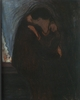 Art - Oil Paintings - Masterpiece #4312 - Edvard Munch - The Kiss - Gallery Quality