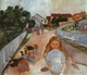 Art - Oil Paintings - Masterpiece #4313 - Edvard Munch - Street in Asgardstrand - Gallery Quality