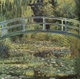 Art - Oil Paintings - Masterpiece #4337 - Claude Monet - Waterlilies and Japanese Bridge - Gallery Quality