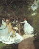 Art - Oil Paintings - Masterpiece #4342 - Claude Monet - Women in the Garden - Museum Quality