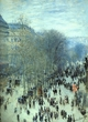 Art - Oil Paintings - Masterpiece #4348 - Claude Monet - Boulevard des Capucines - Museum Quality