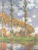 Art - Oil Paintings - Masterpiece #4352 - Claude Monet - Poplars at Giverny - Museum Quality