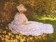 Art - Oil Paintings - Masterpiece #4375 - Claude Monet - A Woman Reading - Museum Quality