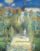 Art - Oil Paintings - Masterpiece #4384 - Claude Monet - Artist s Garden at Vetheuil - Museum Quality