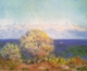 Art - Oil Paintings - Masterpiece #4395 - Claude Monet - At Cap d'Antibes, Mistral Wind - Gallery Quality