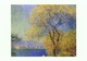 Art - Oil Paintings - Masterpiece #4396 - Claude Monet - Antibes seen from the Salis Gardens - Museum Quality