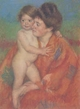 Art - Oil Paintings - Masterpiece #4422 - Mary Cassatt - Woman with Baby ff - Gallery Quality