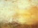 Art - Oil Paintings - Masterpiece #4455 - Joseph Mallord William Turner - Sunrise with Sea Monsters - Museum Quality