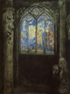 Art - Oil Paintings - Masterpiece #4462 - Odilon Redon - Stained Glass Window - Museum Quality