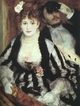 Art - Oil Paintings - Masterpiece #4464 - Pierre Renoir - The Box at the Opera - Gallery Quality