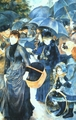 Art - Oil Paintings - Masterpiece #4465 - Pierre Renoir - Umbrellas - Museum Quality