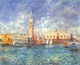 Art - Oil Paintings - Masterpiece #4481 - Pierre Renoir - Doges' Palace, Venice - Gallery Quality