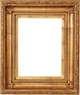 Wall Mirrors - Mirror Style #356 - 12X16 - Broken Gold