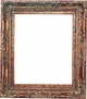 Wall Mirrors - Mirror Style #385 - 12X16 - Dark Gold