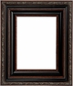 Wall Mirrors - Mirror Style #397 - 12X16 - Black & Gold