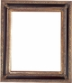 Wall Mirrors - Mirror Style #429 - 12X16 - Traditional Wood