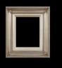 Art - Picture Frames - Oil Paintings & Watercolors - Frame Style #649 - 36x48 - Silver - Ornate Frames