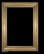 Art - Picture Frames - Oil Paintings & Watercolors - Frame Style #656 - 8x10 - Traditional Gold - Gold  Frames