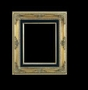 Art - Picture Frames - Oil Paintings & Watercolors - Frame Style #659 - 12x16 - Traditional Gold - Gold  Frames