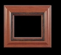 Art - Picture Frames - Oil Paintings & Watercolors - Frame Style #666 - 16x20 - Traditional Wood - Red Frames