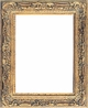 11X14 Picture Frames - Gold Frames - Frame Style #324 - 11 X 14