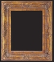 "11"" X 14"" Picture Frames - Gold Picture Frame - Frame Style #392 - 11X14"