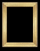 Art - Picture Frames - Oil Paintings & Watercolors - Frame Style #638 - 11x14 - Light Gold - Gold  Frames