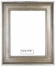 Picture Frames - Oil Paintings & Watercolors - Frame Style #1236 - 12X16 - Silver