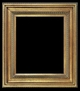 Art - Picture Frames - Oil Paintings & Watercolors - Frame Style #602 - 12x16 - Antique Gold - Gold  Frames