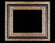 Art - Picture Frames - Oil Paintings & Watercolors - Frame Style #619 - 12x16 - Black & Gold - Black & Gold Frames