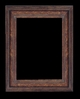 Art - Picture Frames - Oil Paintings & Watercolors - Frame Style #628 - 12x16 - Dark Gold - Gold  Frames