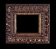 Art - Picture Frames - Oil Paintings & Watercolors - Frame Style #630 - 12x16 - Dark Gold - Ornate Frames
