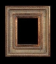Art - Picture Frames - Oil Paintings & Watercolors - Frame Style #632 - 12x16 - Dark Gold - Ornate Frames