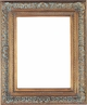 "12X24 Picture Frames - Gold Frame - Frame Style #382 - 12"" X 24"""