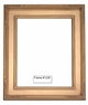 Picture Frames - Oil Paintings & Watercolors - Frame Style #1228 - 16X20 - Traditional Gold