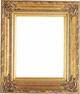 "16X20 Picture Frames - Gold Frame - Frame Style #334 - 16"" X 20"""