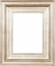 "Picture Frames 16 x 20 - Silver Picture Frames - Frame Style #416 - 16""x20"""