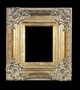 Art - Picture Frames - Oil Paintings & Watercolors - Frame Style #613 - 16x20 - Antique Gold - Ornate Verdigris Frames