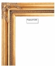 Picture Frames - Oil Paintings & Watercolors - Frame Style #1205 - 18X24 - Traditional Gold