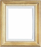 "Picture Frames 18""x24"" - Gold Picture Frames - Frame Style #336 - 18""x24"""
