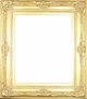 18X24 Picture Frames - Gold Frame - Frame Style #337 - 18X24