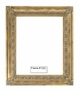 Picture Frames - Oil Paintings & Watercolors - Frame Style #1222 - 20X24 - Antique Gold