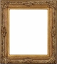 20 X 24 Picture Frames - Gold Frame - Frame Style #378 - 20X24