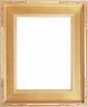 24 X 24 Picture Frames - Gold Frames - Frame Style #331 - 24 X 24