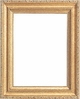 "24X30 Picture Frames - Gold Frame - Frame Style #333 - 24"" X 30"""