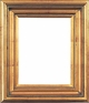 "24"" X 30"" Picture Frames - Gold Picture Frame - Frame Style #348 - 24X30"