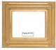 Picture Frames - Oil Paintings & Watercolors - Frame Style #1210 - 24X36 - Antique Gold